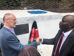 Baringo_Inauguration of repaired water system_1 (UNICEF KEN WASH) Tags: baringo inauguration repaired water system