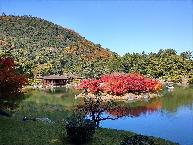 高松栗林公園