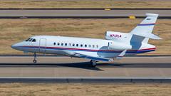 N717LA Dassault Falcon 900EX (SamCom) Tags: f900 n717la dassaultfalcon 900ex dassault kdal dal dallas lovefield dallaslovefield