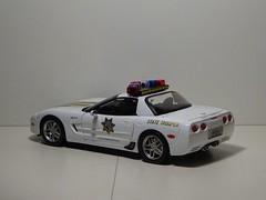 2001 Chevrolet Corvette Z06 0.2 (StegoJP07) Tags: maisto 118 chevrolet corvette c5 z06 police 2001