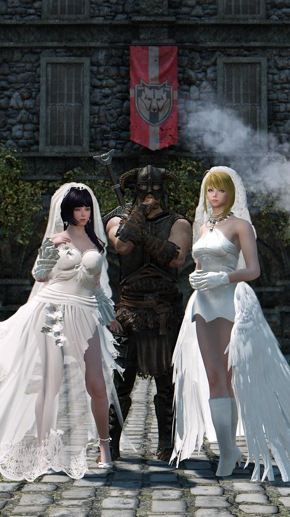 Skyrim Wedding Dress.The World S Best Photos Of Kurosaki And Weddingdress Flickr Hive Mind