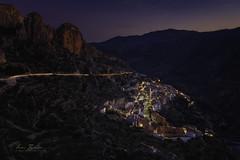 Ayna (H.M.MURDOCK) Tags: ayna nocturna albacete montañas paisajes pueblos nikon d610