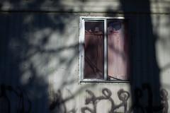 trailer (eeblet) Tags: trailer joaquin miller park graffiti shadow oakland