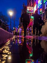 A0153228 (rpajrpaj) Tags: amsterdam city netherlands nederland nederlandvandaag bluehour thebluehour street streetphotography