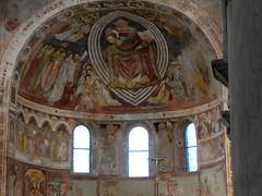 Pomposa Abbey (Verity Cridland) Tags: fresco apse