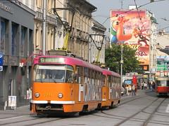 IMG_4173 (-A l e x-) Tags: bratislava slovakei tram strassenbahn tramway slovakia 2006 öpnv reise verkehr öffis