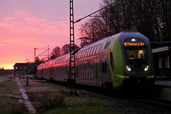 P1750943 (Lumixfan68) Tags: eisenbahn züge triebzüge baureihe 445 et bombardier twindexx vario deutsche bahn db regio nahsh doppelstockzüge
