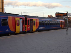 NOTTINGHAM 153321, 153318 (johnwebb292) Tags: nottingham diesel dmu class 153 153321 153318 emt