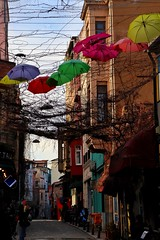 Colourful Streets of Balat /Istanbul (ismailucar) Tags: turkey turkei istanbul balat canon street streets colors