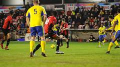Lewes 0 Haringey Boro 1 17 11 2018-566.jpg (jamesboyes) Tags: lewes haringeyborough football soccer futbol voetbal fussball drippingpan nonleague bostik isthmian canon dslr 70d