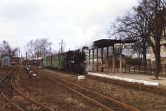 46.09 (Ray's Photo Collection) Tags: poland steam railway train pkp railways polish winter snow tour rail