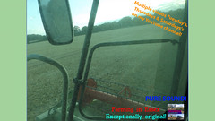 Four (TheFarmer123OnYouTube-photos) Tags: claas claaslexion claaslexion560 lexion560 johndeere jd jd7530 johndeere6820 jd6820 marstontrailers barley harvest18 puresound