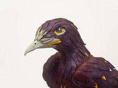 Fabric Bird (Orbmiser) Tags: olympus 40150mm f4056 r 43rds em1 mirrorless omd ore oregon portland crafts fabric bird olympus40150mmf4056r