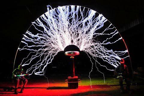 #nikolatesla ⚡ #energiaelettrica #gratis #mondo  #antenna #freeenergy  #wireless #risonanza #shumann #7,83 #Hz #ELF  #ionosfera #campomagnetico #terrestre  #bobinatesla #elettromagnetismo #sottosuolo #elettritv #musica #webtvmusicale  #underground #mu
