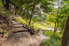 Koishikawa-Kōrakuen Steps (blieusong) Tags: asia honshu japan kantō tokyo