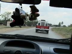 Funny vehicle (wallygrom) Tags: cuba jibacoa santaclara cheguevara