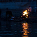 Evening Funeral Pyre, Varanasi India