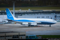 [ORY.2013] #GOV #RDC #Boeing #B707 #9Q-CLK #VIP #awp (CHRISTELER / AeroWorldpictures Team) Tags: gov government congo republic rdc kabila airplane private vip cabin b707 b707138b cn 17702 prattwhitney jt3c turbojet 9qclk renton rnt qantas qf vhebg cityofhobart britisheagle eg gawdg usa n600jj n707ks plane aircraft avion nikon d300s nikkor lightroom aeroworldpictures awp chr 2013 paris ory lfpo france