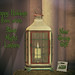 crate Silent Night Lantern New Group Gift