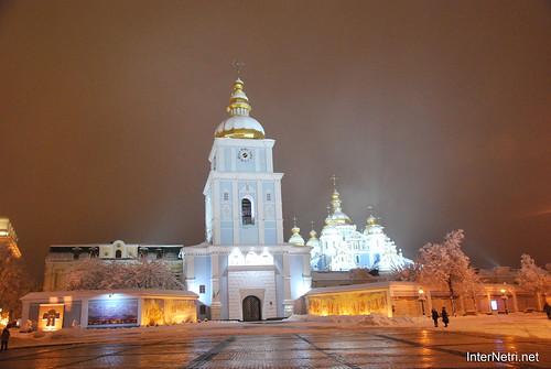 Засніжений зимовий Київ 087 InterNetri.Net Ukraine