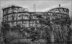 MST52/19 - 11 (Marcus@TPS) Tags: oxted gasholder demolition
