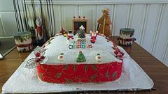 This years cake