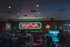 Neon Ice cream Parlour (IAmTheSoundman) Tags: jakebarshick sony mary coyle akron ohio restaurant