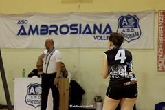 ASD Ambrosiana Volley VS Monte Volley Villoresi (CarloAlessioCozzolino) Tags: cornatedadda portodadda asdambrosianavolley volley pallavolo ragazze girls sport montevolleyvilloresi quattro four 4 numero number