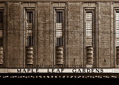 Maple Leaf Gardens (thelearningcurvedotca) Tags: briancarson canada canadian ontario thelearningcurvephotography toronto architecture arena background blackandwhite bnw brick building city classic competition construction culture decor design environment event exterior facade famous foto game geometric glass historic icon landmark light lines monochrome monument old outdoors pattern perspective photo photograph photography place sports stadium street structure texture urban venue wall window absolutearchitecture awardflickrbest bwartaward bwmaniacv2 bej blackwhite blackwhitephotos blackandwhiteonly blogtophoto bwemotions cans2s discoveryphotos iamcanadian linescurves noiretblanc torontoist true2bw theworldofarchitecture yourphototips