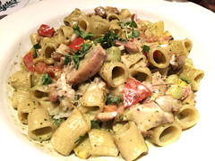 Chicken Rigatoni (Bill in DC) Tags: food restaurants md maryland 2016 chevychase clydes