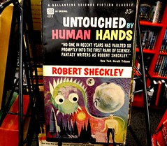 Vintage paperback (thomasgorman1) Tags: book paperback collectible vintage scifi fujifilm artwork retro nostalgia