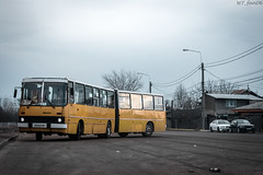 Turning point (WT_fan06) Tags: cityscape urban street photography nikon d3400 dslr nikkon 7dwf flickr coth5 public transportation ikarus 280 ploiesti tce bus orange oldtimer retro vintage 2189