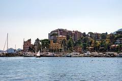 Rapallo (Yuri Rapoport) Tags: themediterraneansea 2016 rapallo liguria italy