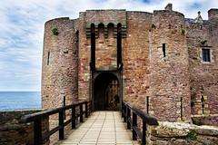 Fort-la-Latte (JLM62380) Tags: fortlalatte château castle breizh bretagne britain france architecture entrance entrée drawbridge pontlevis meurtrière murderess