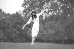 Orsi (hispan.hun) Tags: portrait dancing dance girl woman portraitphotography portraitlens portraits portré blackandwhite blackwhite bnw budapest hungary manualfocus manual vintage vintagelens hispanhu hispansphotoblog nature