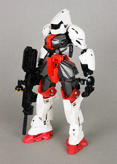 CB-075 (_CZQ_) Tags: lego legos legophotography legomoc legocharacter legomocs customlego bionicle bioniclemoc bioniclecharacter gundam gun robot robots red japan mech