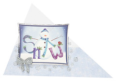Craft Creations - Charlotte486 (Craft Creations Ltd) Tags: snowman christmas greetingcard craftcreations handmade cardmaking cards craft papercraft