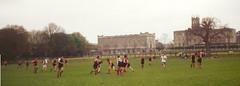 Dublin Demons v Wandsworth. March 2000. First Game in Dublin. Blackrock College (Australian Embassy Ireland) Tags: afl football aussie rules