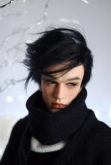 Cold winter days (iaminadee.) Tags: bjdphotography bjd balljointeddoll bjddoll malebjd iplehousefidrex