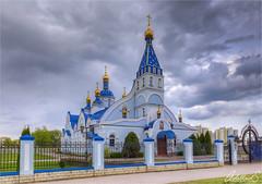 Orthodox church, Brest, Belarus (AdelheidS Photography) Tags: adelheidsphotography adelheidsmitt adelheidspictures belarus brest orthodox church blue witrusland canoneos6d canonf4l2470mm