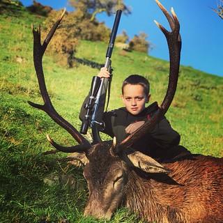 New Zealand Free Range Hunting - Marlborough 44