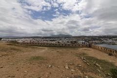 Views From The Fortezza (Crisp-13) Tags: rethymno crete fortezza sea coast