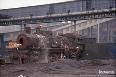 2018/12/15 SY1686 Kaifeng (Pocahontas®) Tags: sy1686 steam locomotive steamtrain train rail railway railroad kaifeng chinese loco film 135film