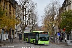 Metz - Mercedes-Benz Citaro - 25/11/18 (Jérémy P.) Tags: metz moselle lorraine grandest mercedesbenz mercedes citaro bus transports