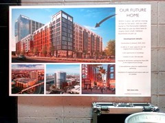future home of 7th west (citymaus) Tags: oakland 7th west bar 500 kirkham union 5th development future bart tod mixed use panoramic interests developer