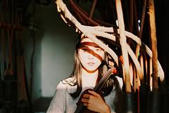 https://www.instagram.com/kaku_foto/ (カク チエンホン) Tags: film fuji contax girl g2 portrait