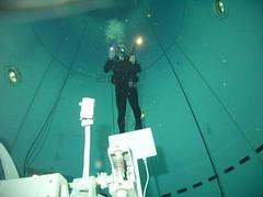 SETT diving (roger_forster) Tags: sett submarine escape training tank tower alverstoke gosport hampshire diving scuba