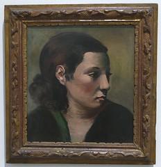 André Derain - Portrait de femme (vers 1927) (larsen & co) Tags: panasonic panasoniclumixfz1000 lumix dmcfz1000 fz1000 mbalyon muséedesbeauxartslyon andréderain portraitdefemme