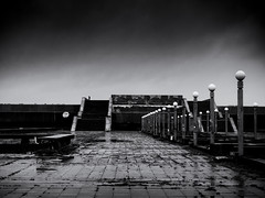 Linnahall XI (Feldore) Tags: tallinn linnahall concert hall abandoned architecture soviet concrete brutalist brutalism feldore mchugh em1 olympus 1240mm bleak moscow estonia derelict