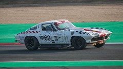 #69 Chevrolet Corvette 396 (Babaw23) Tags: historictour 396 race magnycours circuit chevrolet corvette voiture racing
